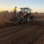 Sowing 2020 trial sites